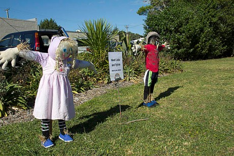 Winner of the Young Scarecrow Award