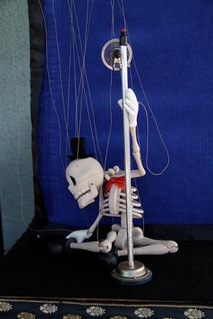 skeleton Jonathon Acorn