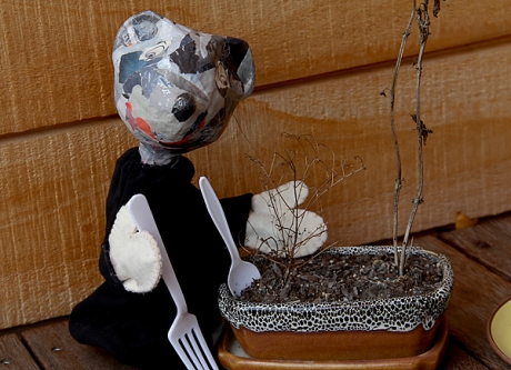 mouse gardening