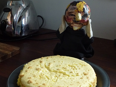 punch cake
