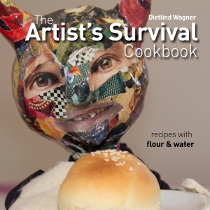 artist survival cookbook cover